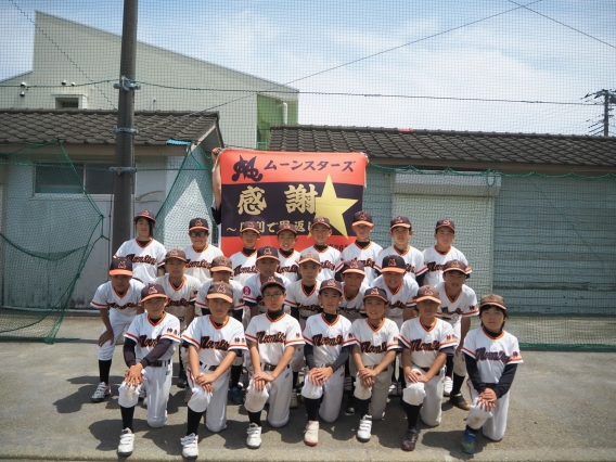 松林リーグ開会式